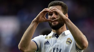 Nacho Real Madrid Alaves La Liga