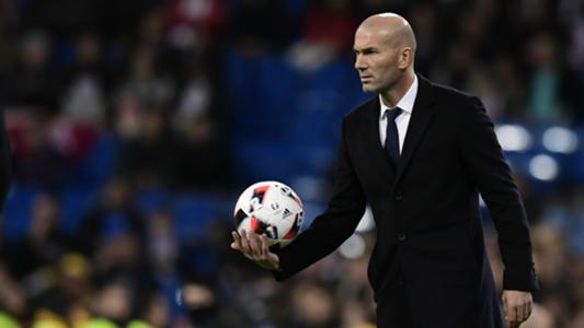 Zinedine Zidane Real Madrid Cultural Copa del Rey