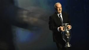 Vicente Del Bosque Euro 2016 Spain