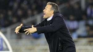 Luis Enrique Barcelona Real Sociedad LaLiga