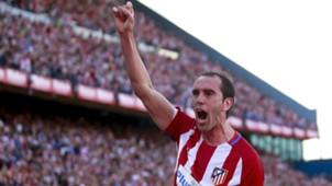 Diego Godin Atletico Madrid Sevilla La Liga