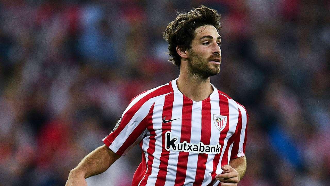Yeray Alvarez Athletic Bilbao