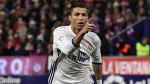 Cristiano Ronaldo Atletico Madrid Real Madrid La Liga
