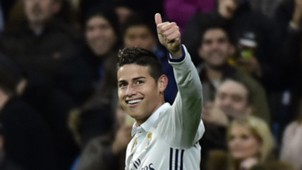 James Rodrguez Real Madrid Sevilla Copa del Rey