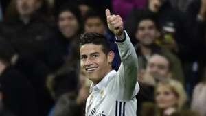 James Rodrguez Real Madrid Sevilla Copa del Rey