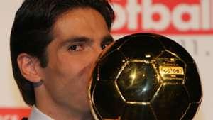 Kaka Ballon d'Or 2007