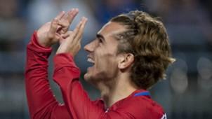 Antoine Griezmann Malaga Atletico Madrid La Liga