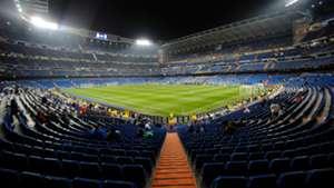 Santiago Bernabeu Real Madrid Malmoe UEFA Champions League 08122015