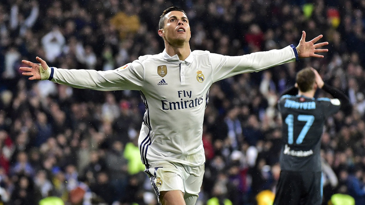 The Numbers Behind Cristiano Ronaldos  Billion Nike Contract Goal Com