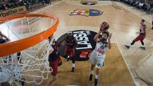 Sergio Llull Real Madrid Barcelona baloncesto