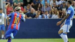 Leganes Barcelona Messi