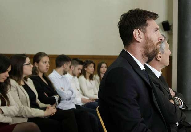Los Messi, contra las cuerdas de la Justicia.