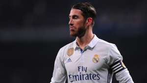Sergio Ramos Real Madrid Real Sociedad LaLiga 29012016