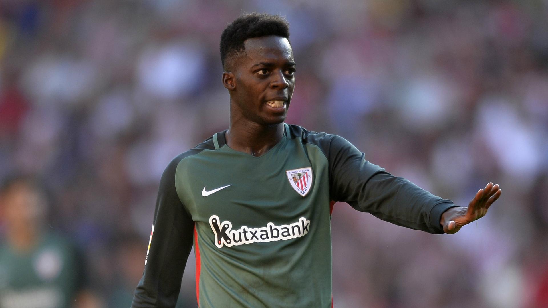 Iñaki Williams Athletic Bilbao