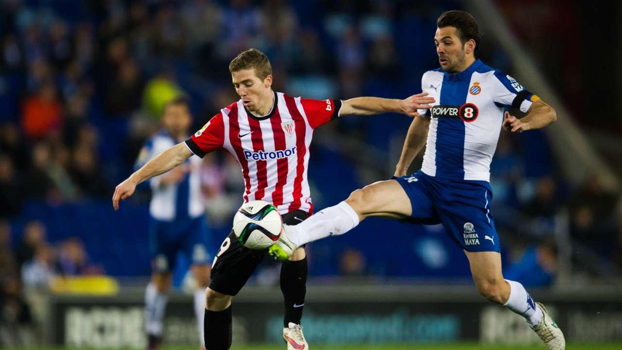 Iker Muniain Victor Sanchez Espanyol Athletic Bilbao Copa del Rey 03042015
