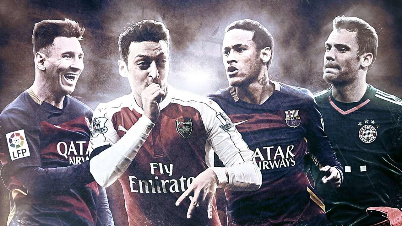 Best XI in Europe so far