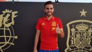 Borja Mayoral, Wolfsburg, Real Madrid and Spain U21 player