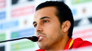Pedro Rodriguez Spanish Press Conference