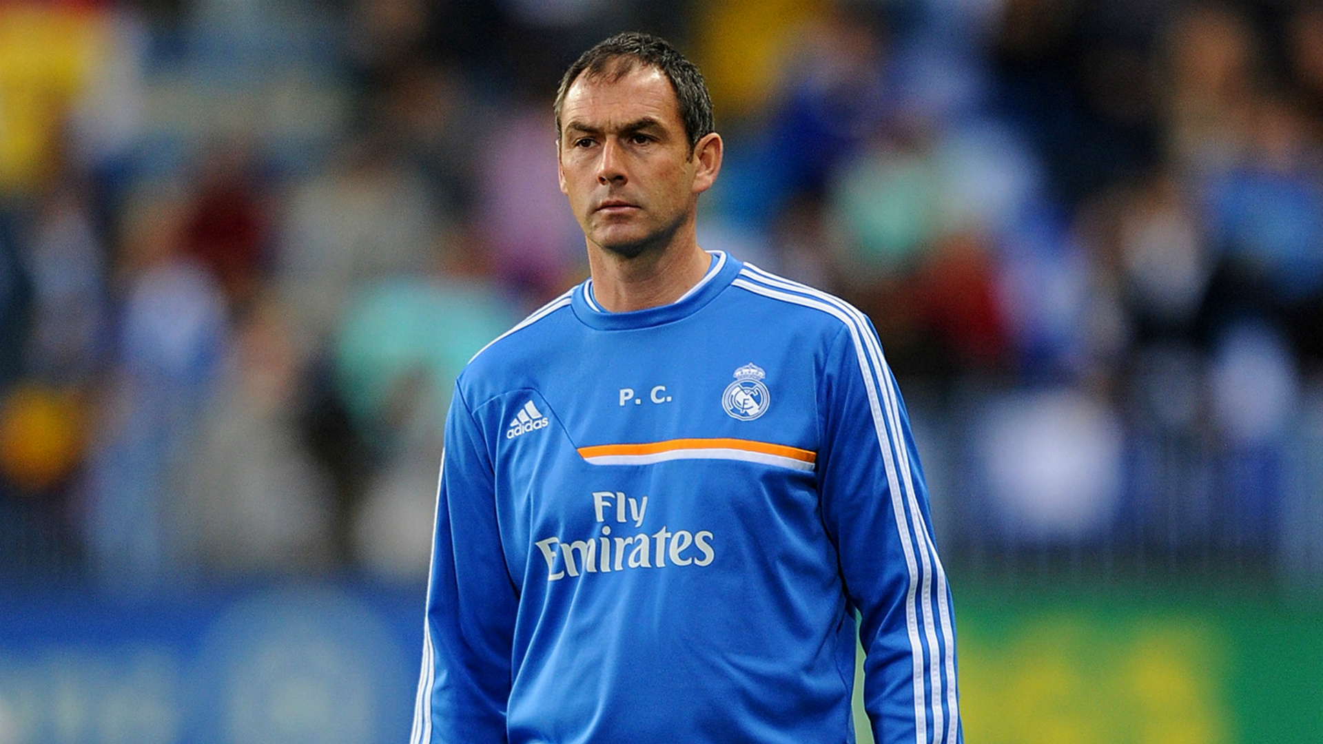 Paul Clement Real Madrid