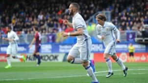 Karim Benzema Eibar Real Madrid LaLiga 04032017