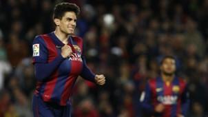Marc Bartra Barcelona Almeria Liga BBVA 04082015