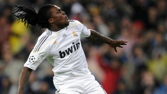 Royston Drenthe ex Real Madrid player