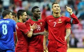 Cristiano Ronaldo Portugal Croatia 061013