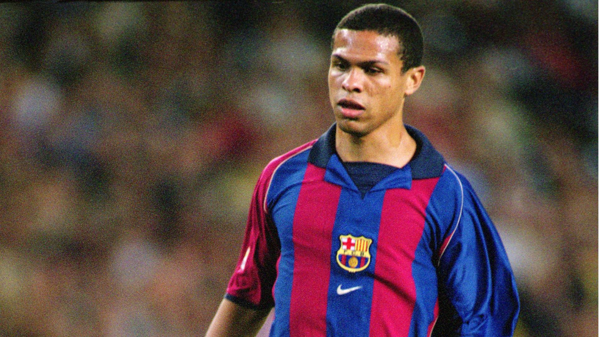 Geovanni ex Barcelona player
