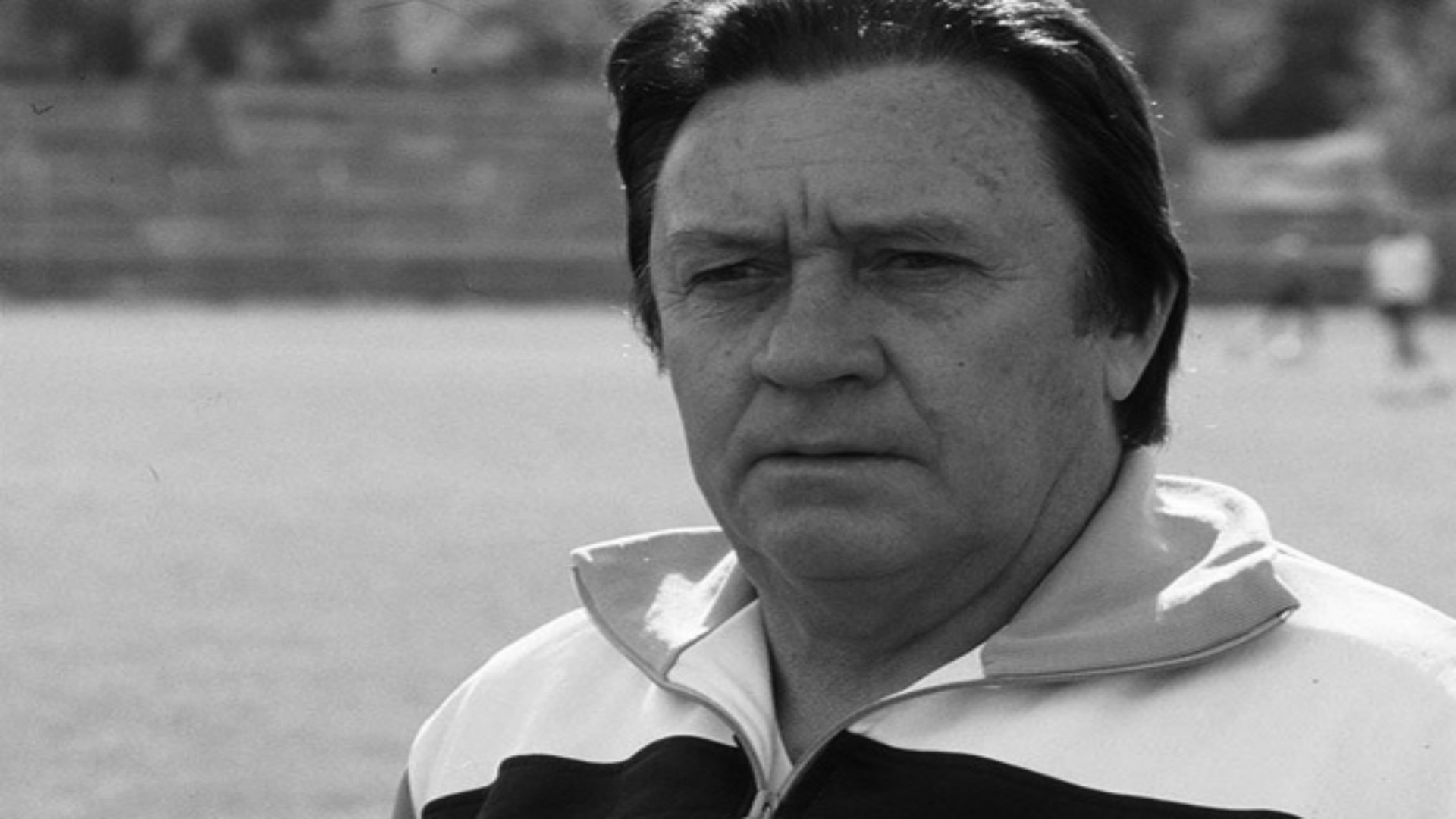 LUIS MOLOWNY FORMER REAL MADRID PLAYER COACH