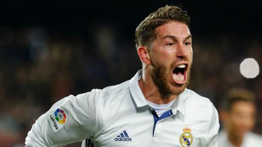 Sergio Ramos Barcelona Real Madrid La Liga