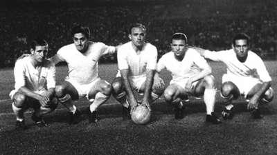 Real Madrid Juventus 1962