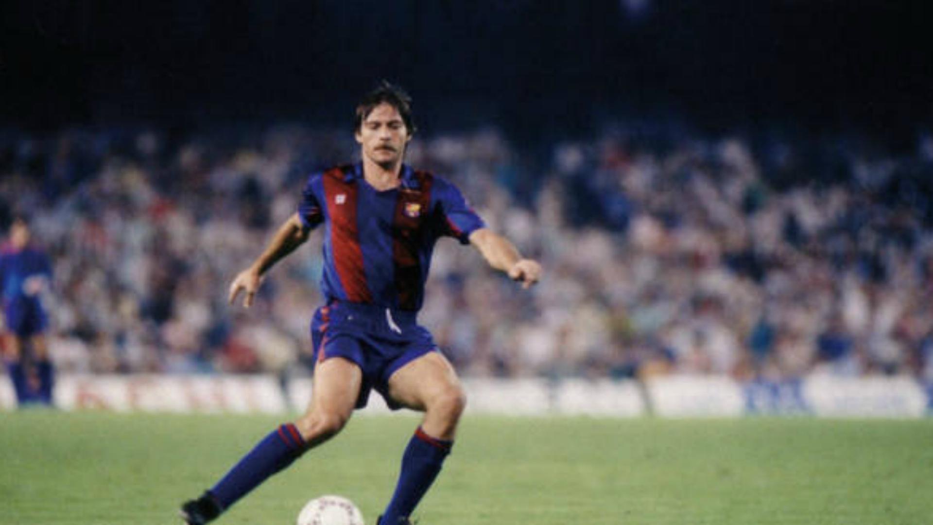 Migueli FC Barcelona