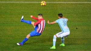 Fernando Torres Atletico Madrid Celta La Liga
