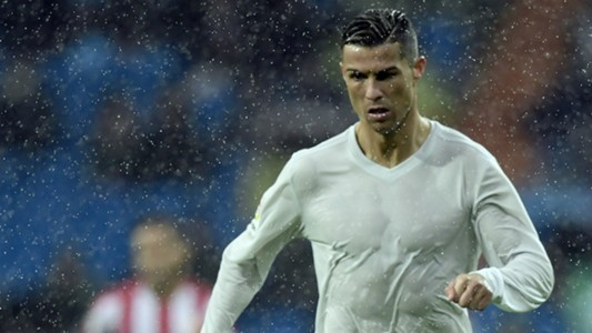 Cristiano Real Madrid Sporting Gijon La Liga 26112016