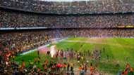 Barcelona Camp Nou Liga BBVA