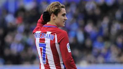 Antoine Griezmann Alaves Atletico Madrid La Liga