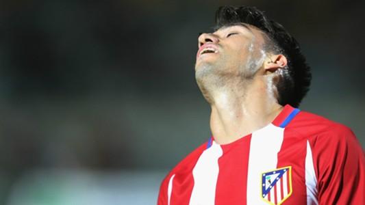 Nico Gaitan Atletico Madrid