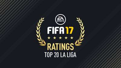 TOP 20 LaLiga