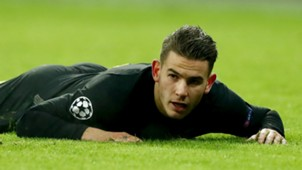 Lucas Hernandez Atletico Madrid Champions League