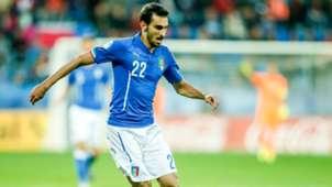 Davide Zappacosta Italy Under 21