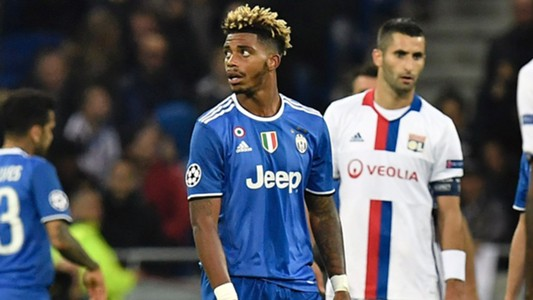 Mario Lemina Lyon Juventus Champions League