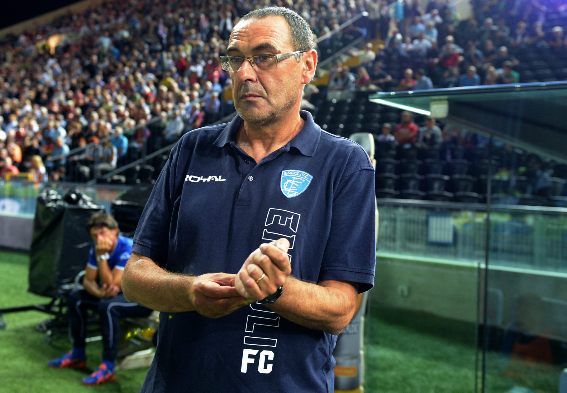 Maurizio Sarri Empoli