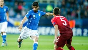 Marco Benassi Italy Portugal U21 Championship 210615