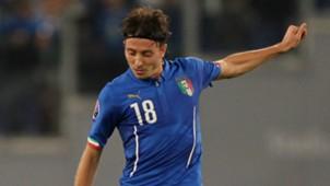 Riccardo Montolivo Italy Norway Euro 2016 13102015