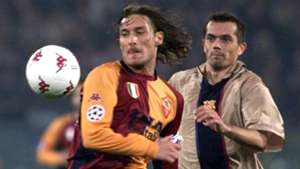 As Roma Barcelona 2003