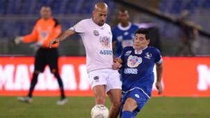 Maradona Veron