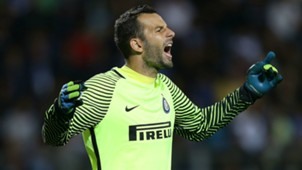 Samir Handanovic Inter Serie A