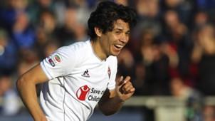 Mati Fernandez Atalanta Fiorentina Serie A