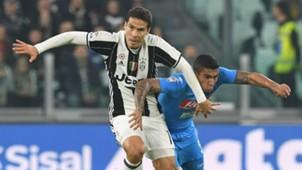 Hernanes Allan Juventus Napoli