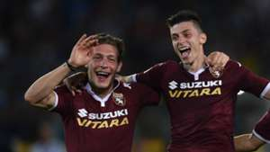 Daniele Baselli Andrea Belotti Torino Serie A